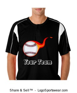 baseball tee Design Zoom