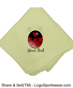 adorable ladybug Design Zoom